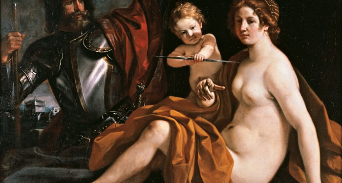 View paintings from Guercino to Caravaggio