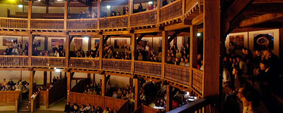 Estate Romana: Schakespeare at the Globe Theatre from July 4