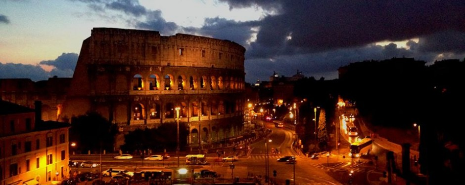 Colosseum: guided night visits from August 4 to October 29