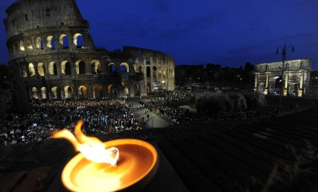 Rome: Solemnity of Holy Easter