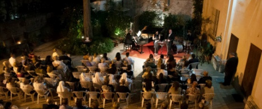 """Nights at the Tempietto"" Concerts at the Teatro Marcello"