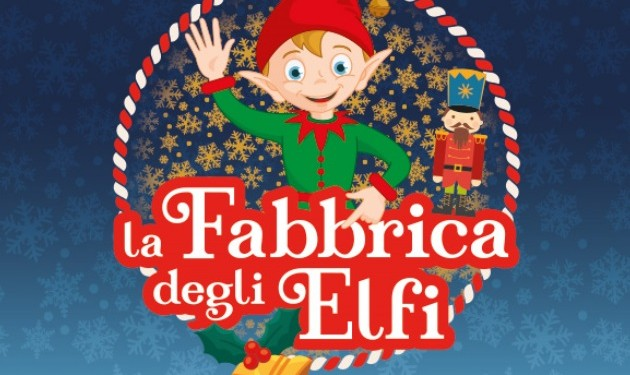 Christmas in Rome with the Elves for young and old!